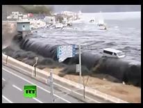 Le tsunami du 11 mars 2011